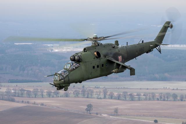 Kawaleria powietrzna w akcji nad Polską - zdjęcia