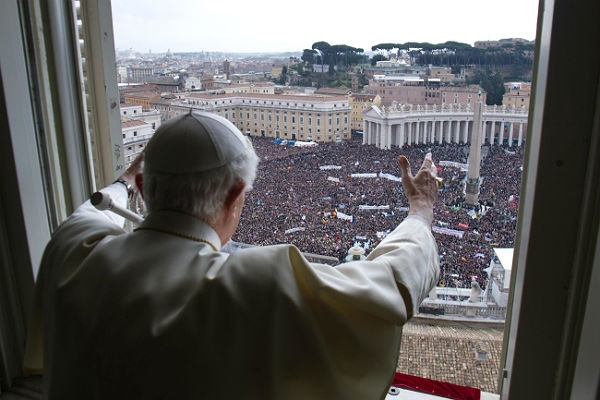 Papie� Benedykt XVI