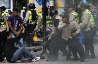 Strajk generalny w Wenezueli nie był sukcesem opozycji - ocenia BBC