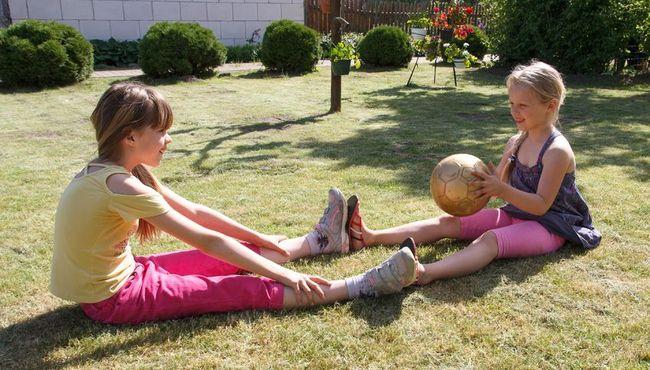 Młodsza koleżanka - wpływ na rozwój dziecka