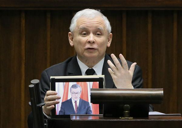Politycy komentuj� wirtualne wyst�pienie Piotra Gli�skiego w sejmie