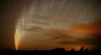 Jak obejrze� przelot komety nad Europ�