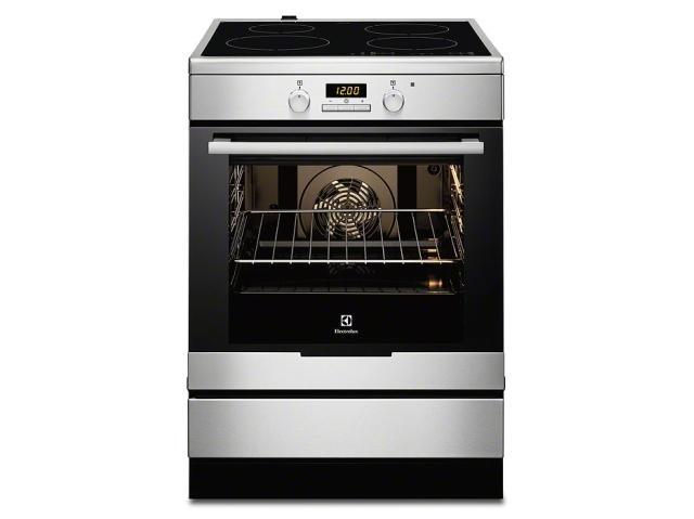 Nowe kuchnie wolnostojące Electrolux Inspiration  Sprzęt RTV i AGD  WP PL -> Kuchnie Elektryczne Wolnostojące Bosch