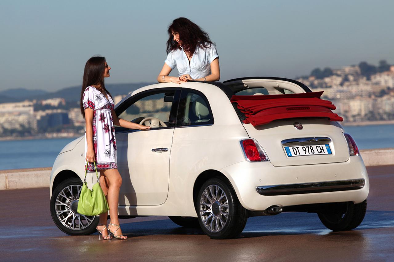 Women In The Buick mercial