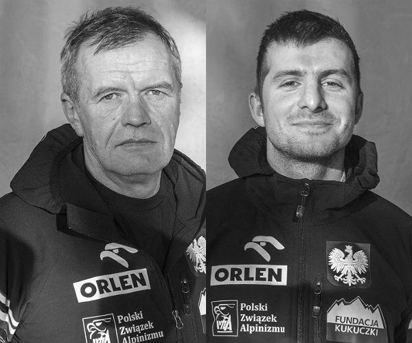 Tomasz Kowalski i Maciej Berbeka