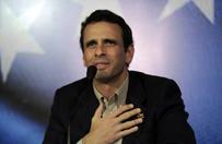 Wenezuelska opozycja poprosi Watykan o mediacj� w sprawie referendum. Henrique Capriles: Wenezuela to bomba, kt�ra w ka�dej chwili mo�e eksplodowa�