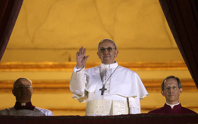 To dlatego Bergoglio zosta� papie�em