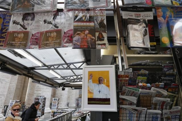 Zdjęcia papieża Franciszka