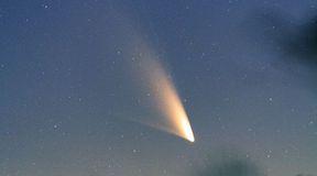 Kometa C/2011 L4 - najpiękniejsze zdjęcia