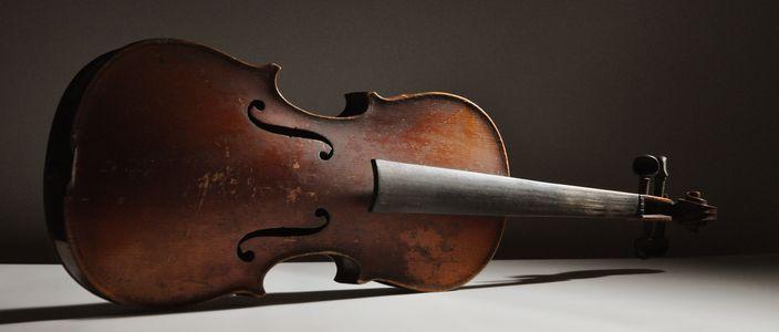 Odnaleziono skrzypce z Titanica
