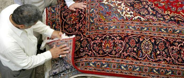 """""""Lataj�cy"""" dywan wystawiony na sprzeda�"""