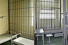 W takiej celi siedzi morderca z Gdańska