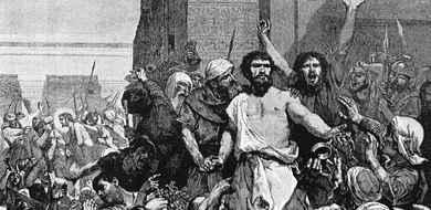 Kim był Barabasz?