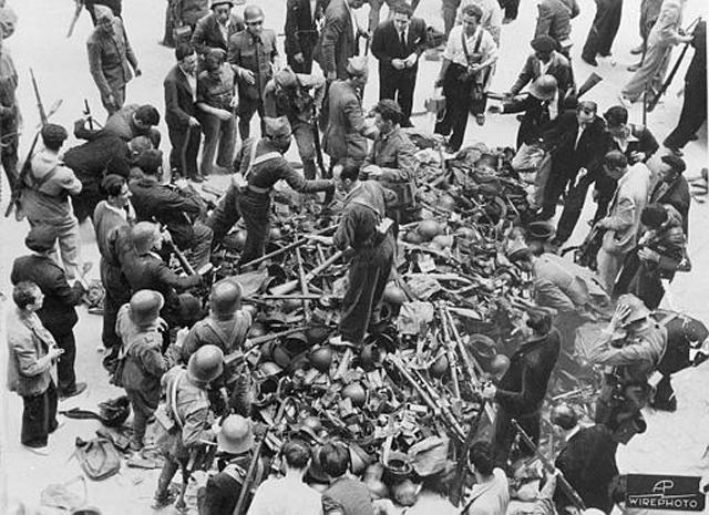 Pół miliona ofiar, Polacy mieli w tym swój udział - zdjęcia