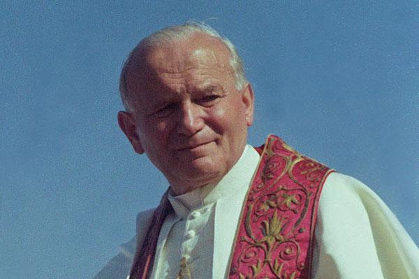 II pielgrzymka do Polski papie�a Jana Paw�a II
