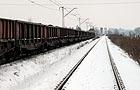 Tajemniczy pociąg przejechał przez Polskę. Przewoził uran