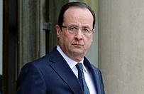 Prezydent Francji: u�ycie broni chemicznej w Syrii musi zosta� ukarane