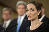 Angelina Jolie apeluje o pomoc dla uchod�c�w z Syrii
