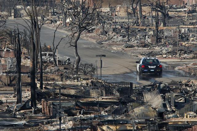 Przera�aj�ce prognozy naukowc�w: to rok katastrof