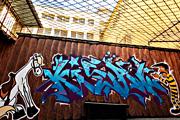 Graffiti w Areszcie �ledczym
