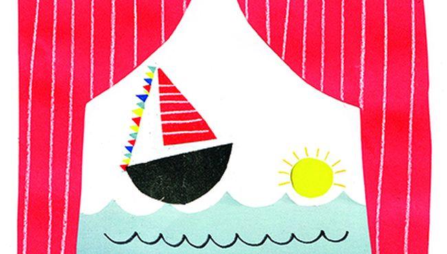 Teatr na plaży dla dzieci  Dzieci pl -> Kuchnia Dla Dzieci Grand Soleil
