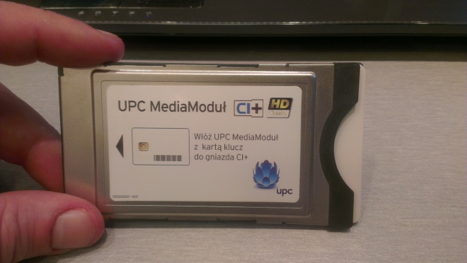 About Televisions Test Ci Card Instead Of The Upc Decoder