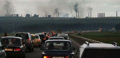Stężenie CO2 w atmosferze najwyższe w ...