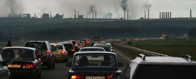 Stężenie CO2 w atmosferze najwyższe w historii