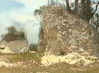 Zniszczyli piramidę Majów w Belize