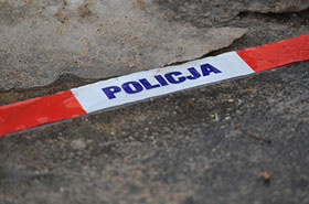 Zwłoki znalezione w tunelu w Warszawie