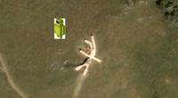 Niezwykłe zdjęcia z Google Earth