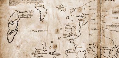 Mapa Wikingów została sfałszowana?