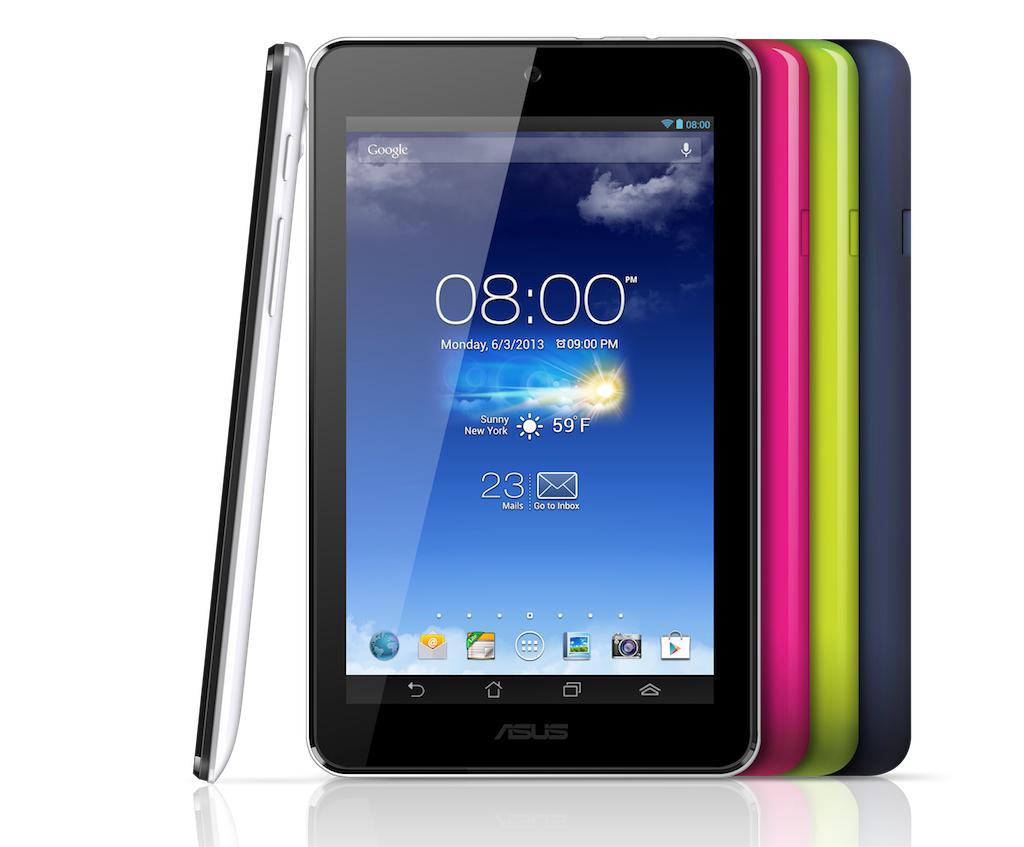 ASUS MeMO Pad HD7, a Budget Tablet