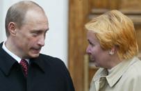 Pieskow o rozwodzie Putinów: teraz to już ich prywatna sprawa