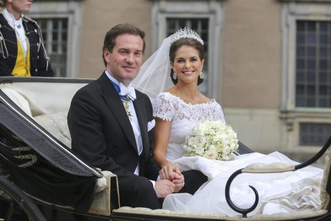 Księżniczka poślubiła finansistę