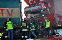 Rozpocz�� si� proces tureckiego kierowcy oskar�onego o wypadek