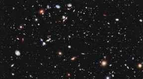 Niezwykłe zdjęcie kosmosu