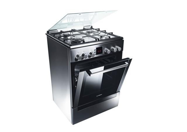 Bosch poszerza ofertę o nowe kuchnie wolnostojące  Sprzęt   -> Kuchnia Gazowa Bosch