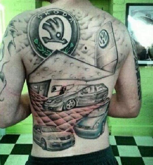 Bmw5erpl Zobacz Wątek Tatuaż