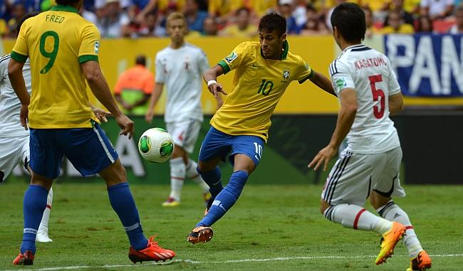 PK Brazylia Wygrywa Na Inauguracj U0119 Sport WP PL