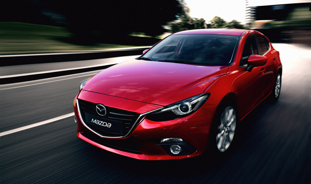 Nowa Mazda3 ��czy styl i nowoczesn� technologi�