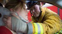 Hipnotyzujący strażacy