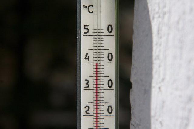Wzrost temperatury