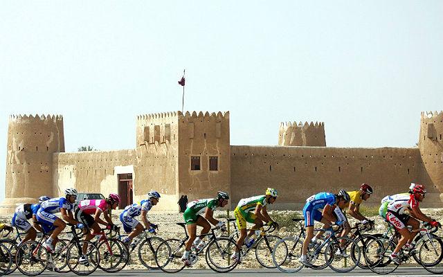 Archeologiczne zabytki w Al Zubarah, Katar