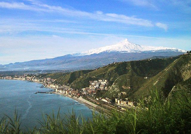 Etna, Włochy