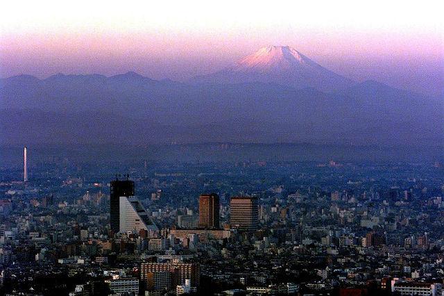 Fudżi, święta góra i źródło inspiracji artystycznej, Japonia