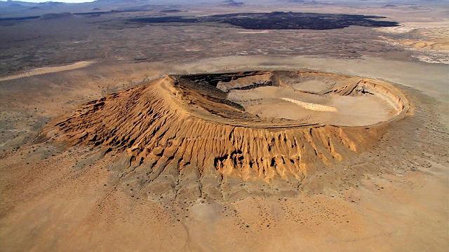 Rezerwat Biosfery El Pinacate i Gran Desierto de Altar, Meksyk