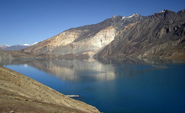 Tadżycki Park Narodowy (Góry Pamiru), Tadżykistan
