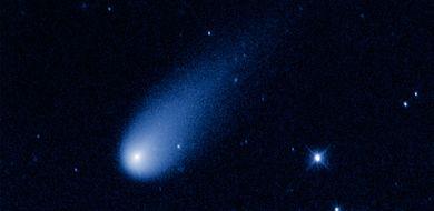 Przelot komety ISON w pobliżu Słońca ...