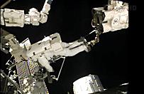 NASA: przerwano spacer kosmiczny, woda pojawi�a si� w he�mie astronauty